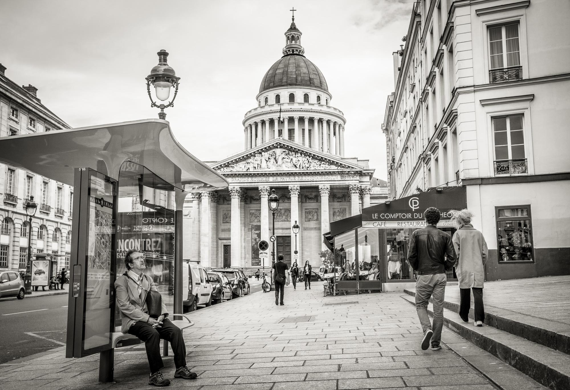 Les rues de paris christopher broughton for Les photos de paris